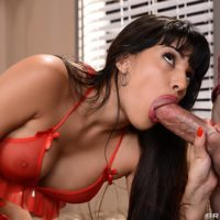 Latina MILF XXX adult star Mercedes Carrera bangs a younger guy for money