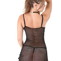 Spanish solo model Zoe Dame peels off her see-through lingerie to show her trimmed beaver